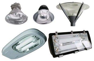 Энергосберегающее индукционное освещение