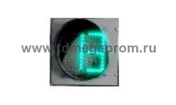 Табло светофорная секция ТООВ-200G  (арт.78-2511)