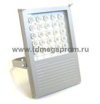 Прожектор светодиодный СДУ-75.   Профессиональный прожектор для систем видеонаблюдения (арт.10-3037)