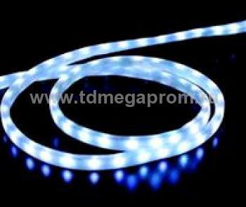 Дюралайт круглый фиксинг  LED-DL-2W-100-240V-B   (арт.30-2816)