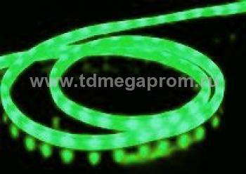 Дюралайт круглый фиксинг  LED-DL-2W-100-240V-G   (арт.30-3415)
