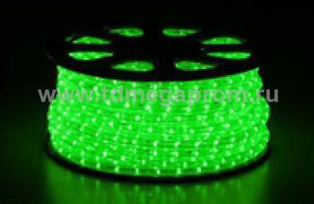 Дюралайт круглый фиксинг  LED-XD-2W-100-12V-G    Повышенной яркости! (арт.30-6525)