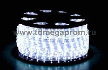 Дюралайт плоский фиксинг  LED-XF-2W-100-240V-W    Повышенной яркости! (арт.30-2762)