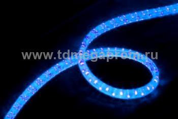 Дюралайт плоский чейзинг  LED-XF-3W-100-240V-B    Повышенной яркости! (арт.30-3268)