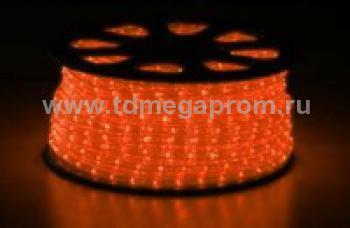 Дюралайт круглый фиксинг  LED-XD-2W-100-240V-O    Повышенной яркости! (арт.30-3104)