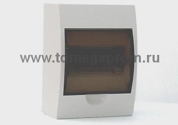 Устройство контроля внешнего освещения СОМ УКВО 2 линии 48В(PSE-UKO2-0518) (в боксе с автоматами) (арт.25-3025)