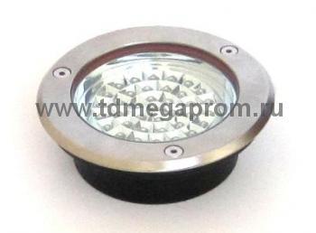 Грунтовый светильник светодиодный  СДУ-3  (арт.29)