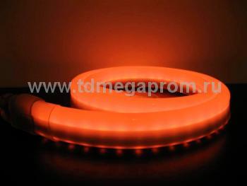 Гибкий неон  LED Neon Flex  LN(H)-FX-50M-220V-O    (арт.32-5538)