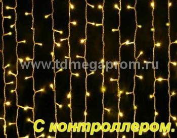 Плей-лайт светодиодный с контроллером  LED-SKC-2M/3M-220V-Y-C    (арт.99-3295)
