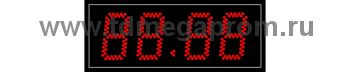Электронное табло АЗС  АЗС-110-3Кд (арт.03)