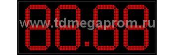 Электронное табло АЗС  АЗС-300-3Кд (арт.03)