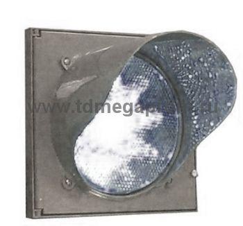 Светофор светодиодный мигающий согласно ТЗ (арт.01)