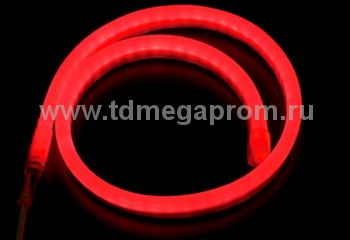 Гибкий неон светодиодный  LED NEON FLEX  LN-FX-50M-220V-R   (арт.99-4103)