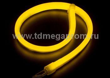 Гибкий неон светодиодный  LED NEON FLEX  LN-FX-50M-220V-Y     (арт.99-4104)