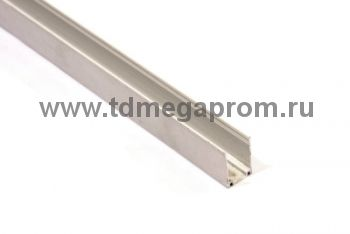 Алюминиевый канал  LN-FX-CH-2М  (арт.32-2611)