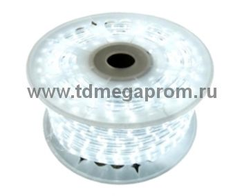 Дюралайт круглый фиксинг  LED-XD-2W-100-240V-W    Повышенной яркости! (арт.30-2687)
