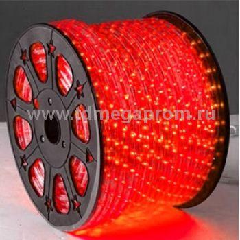 Дюралайт круглый чейзинг  LED-XD-5W-96-220V-R    Сверхъяркий!  (арт.30)