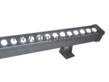 Прожектор светодиодный линейный СДУ-L600W   СДУ-20   (арт.30-7836)