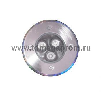 Грунтовый светильник светодиодный  СДУ-6  (арт.30-4263)