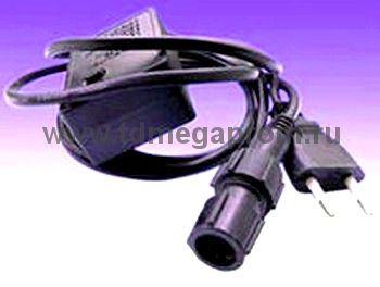 Контроллер для круглого 3-х проводного дюралайта на 100 метров  (арт.30-2705)