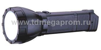Светодиодный аккумуляторный фонарь САФ-2  (арт.30-4375)