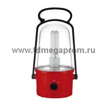 Ламповый аккумуляторный фонарь  ЭЛАФ-1  (арт.30-4385)