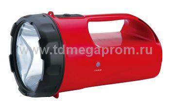 Светодиодный аккумуляторный фонарь САФ-6  (арт.30-4379)