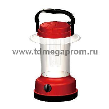 Светодиодный аккумуляторный фонарь САФ-10  (арт.30-4383)