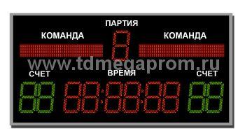 Табло спортивное универсальное ТС-У-5    (арт.03-4474)