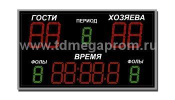 Табло спортивное универсальное ТС-У-9  (арт.03)