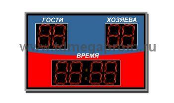 Табло спортивное универсальное ТС-У-4   (арт.03-4473)