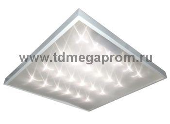 Офисный потолочный светильник светодиодный СД-50    (арт.22-4516)