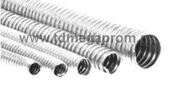 Металлорукав стальной (арт.09)