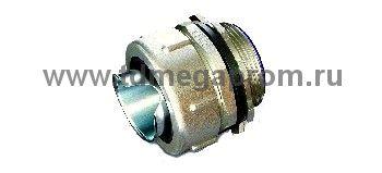 Муфтавводная РКН для металлорукава, наружная резьба (аналог МВ)   (арт.09)