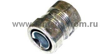 Муфта соединительная МСМ (МСмм) для металлорукавов     (арт.09)