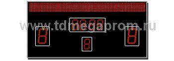 Табло для футбола ТС-Ф-2 (арт.03)