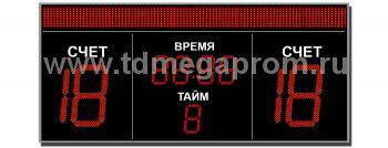 Табло для футбола ТС-Ф-4 (арт.03)