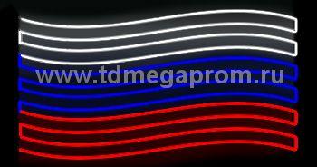 """Баннер светодиодный  """"ФЛАГ СРЕДНИЙ""""  LED-SKF-FLAG-MID    (арт.99-4588)"""