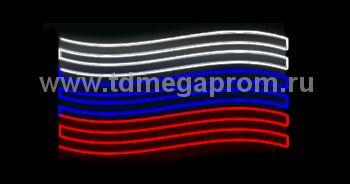 "Баннер светодиодный  ""ФЛАГ МАЛЫЙ""  LED-SKF-FLAG-SMALL   (арт.99-4587)"
