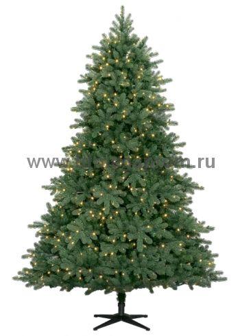 Ель новогодняя  CT13-052   (арт.34-7135)