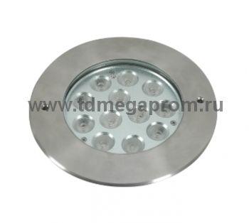 Грунтовый светильник светодиодный  СДУ-14  (арт.29-3725)