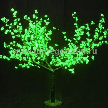 """Светодиодное дерево """"Сакура""""  LED-CBL-2.5-1728-G  (арт.30-5633)"""