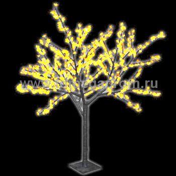 """Светодиодное дерево """"Сакура""""  LED-CBL-1.9-972-Y  (арт.30-5785)"""