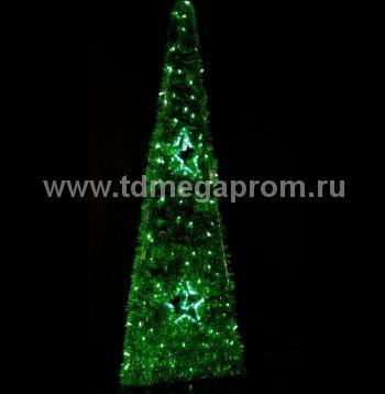 """Объемная фигура  """"ЕЛКА 3D""""  LED-MPT-060  (арт.30-5502)"""
