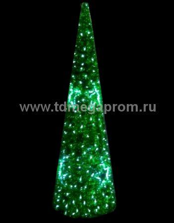 """Объемная фигура  """"ЕЛКА 3D""""  LED-MPT-040    (арт.30-5504)"""