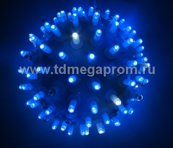 "Объемная фигура ""ШАР""  LED-MPB-016-B/W  (арт.30-5510)"