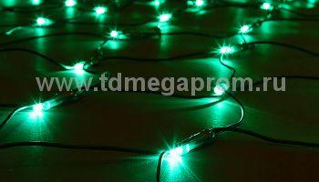 Сеть светодиодная LED-MPN-288-2x1.5М-G   (арт.30)