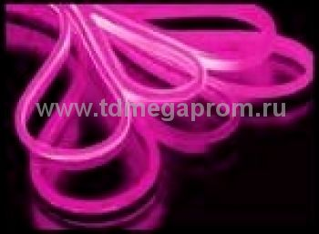 Гибкий неон  LED Neon Flex  LN(В)-FX-50M-220V-P  (арт.30-5537)