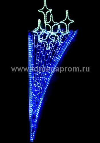 Светодиодная консоль  LED-MPC-045-BW   (арт.30-5577)