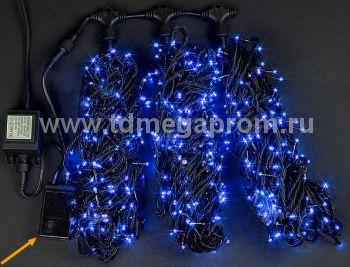 Гирлянда светодиодная  с контроллером  LED-MPS-T3x20-24V-B    (арт.31/33-5619)